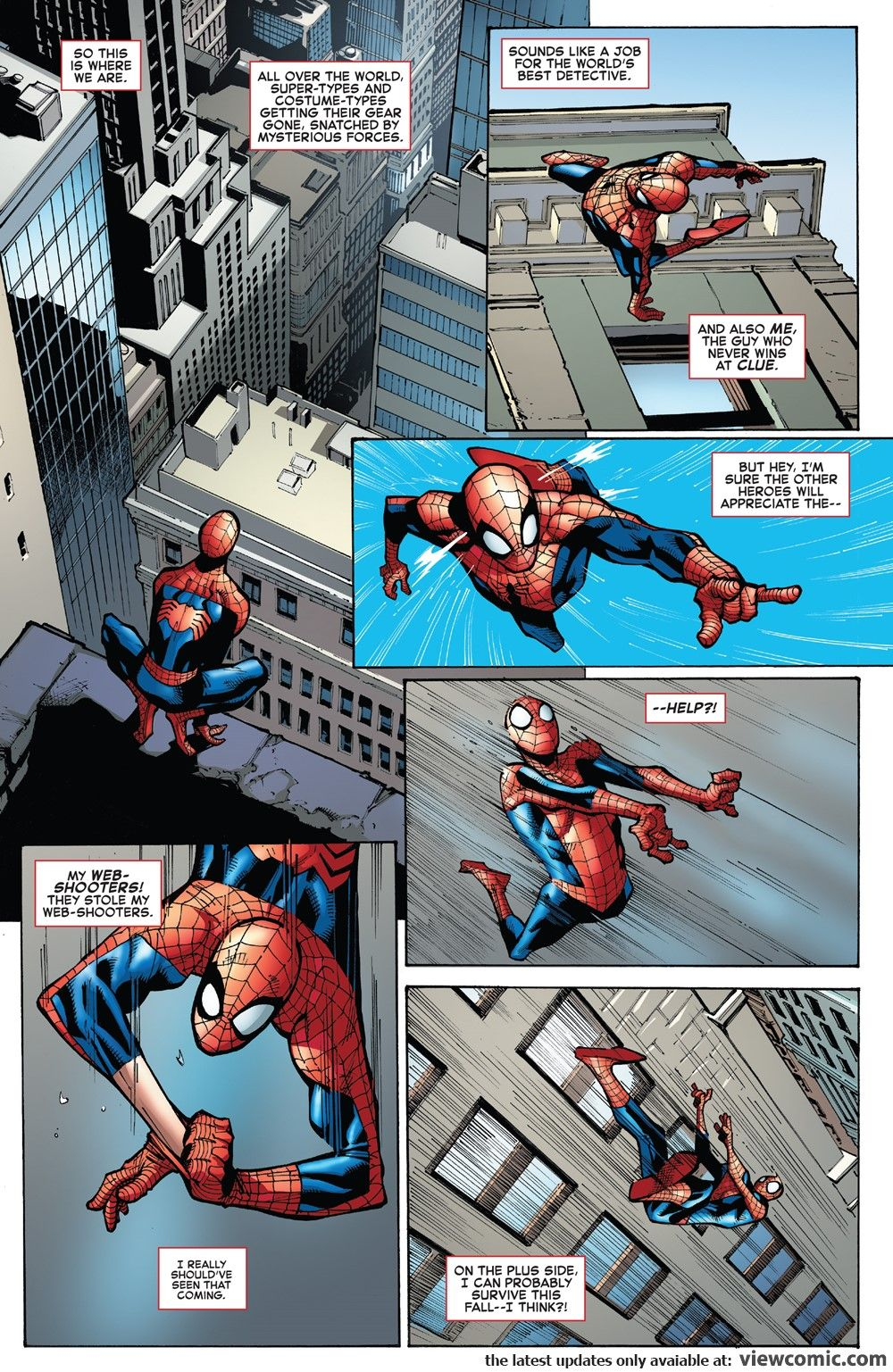 Amazing Spider Man V5 008 2018 Viewcomic Reading Comics Online For Free 2019 Nightwing Scarlet Witch Ghost Rider