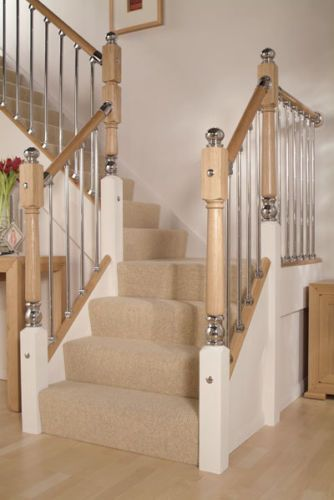 Best Details About Axxys Stair Parts Refurbishment Pack Kit 640 x 480