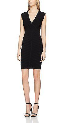 Details About Small Manufacturer Size Ts Black Noir Morgan Women S 171 Rcirc Dress New