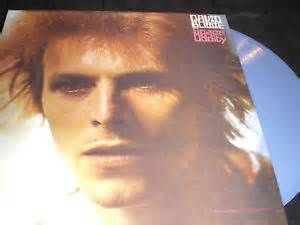 DAVID BOWIE Space Oddity vinyl LP unplayed color