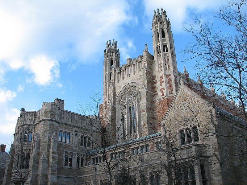 Yale Dorm Yale Law School Yale