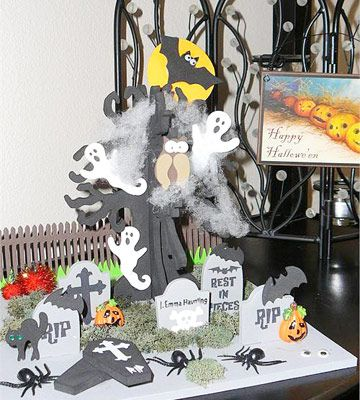 Readers\u0027 Best Ideas for Halloween Decorations Other, Home and Vintage - best decorated houses for halloween