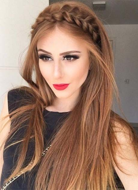 Latest Party Hairstyles For Womens 2019 Ideas For Fashion Party Hairstyles For Long Hair Hair Styles Party Hairstyles