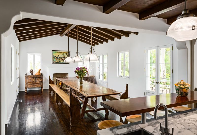 Sb Digs Spanish Colonial Revival In Hope Ranch Vacation Home Pinterest Spanish Colonial
