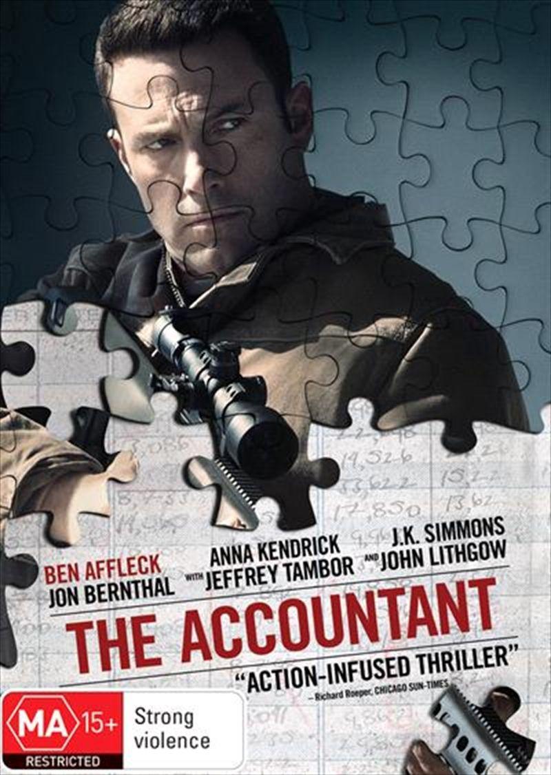 Accountant The In 2021 Ben Affleck Ben Affleck Movies Anna Kendrick