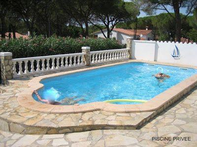 villa avec piscine privee sur la costa brava description de la location - Location Villa Piscine Costa Brava