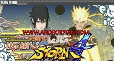 Ninja Storm 4 Senki Mod Apk v1 19 by Cavin Nugroho Terbaru