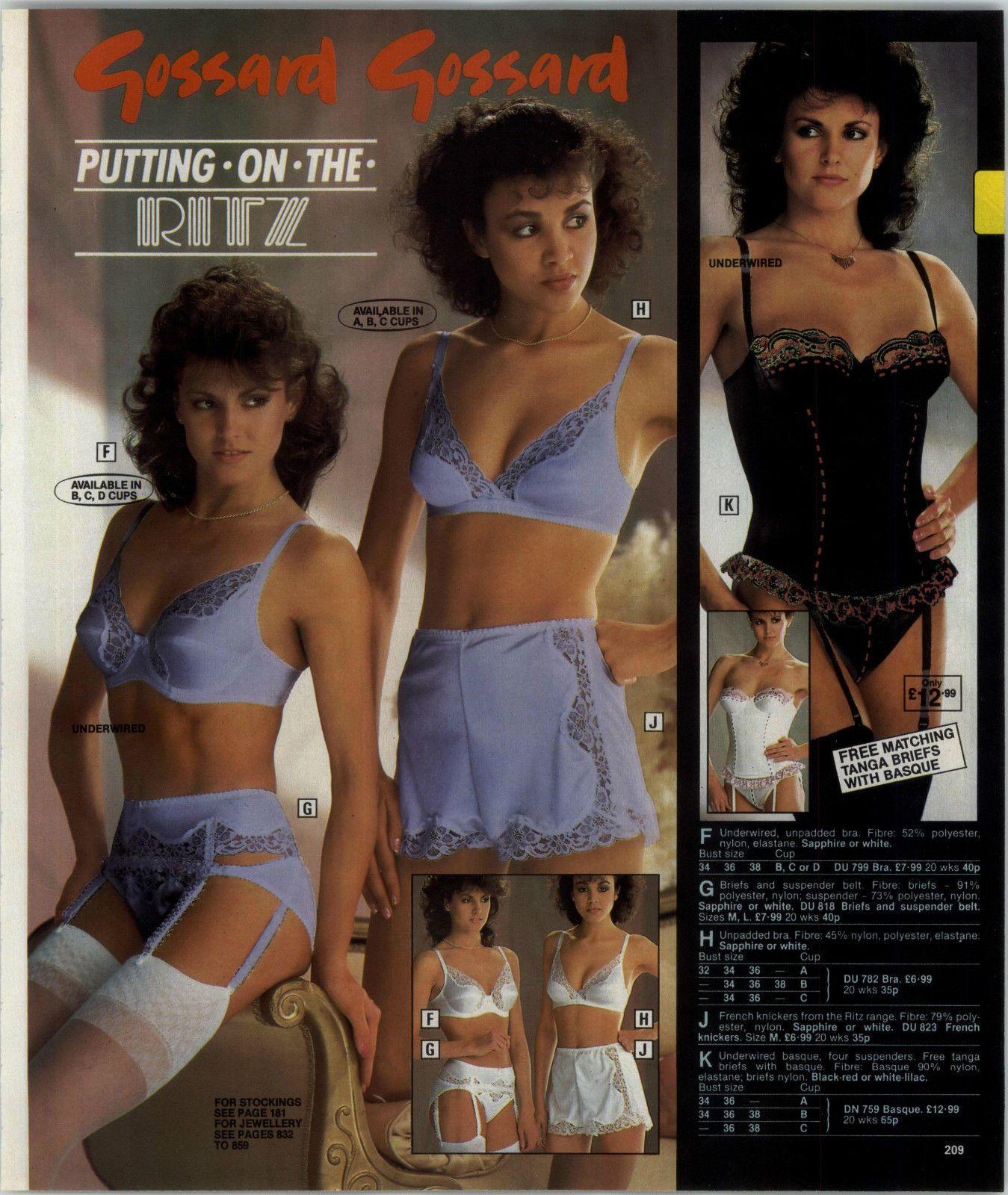 Pin by Gordon Pym on Suspenders UNDER panties ...