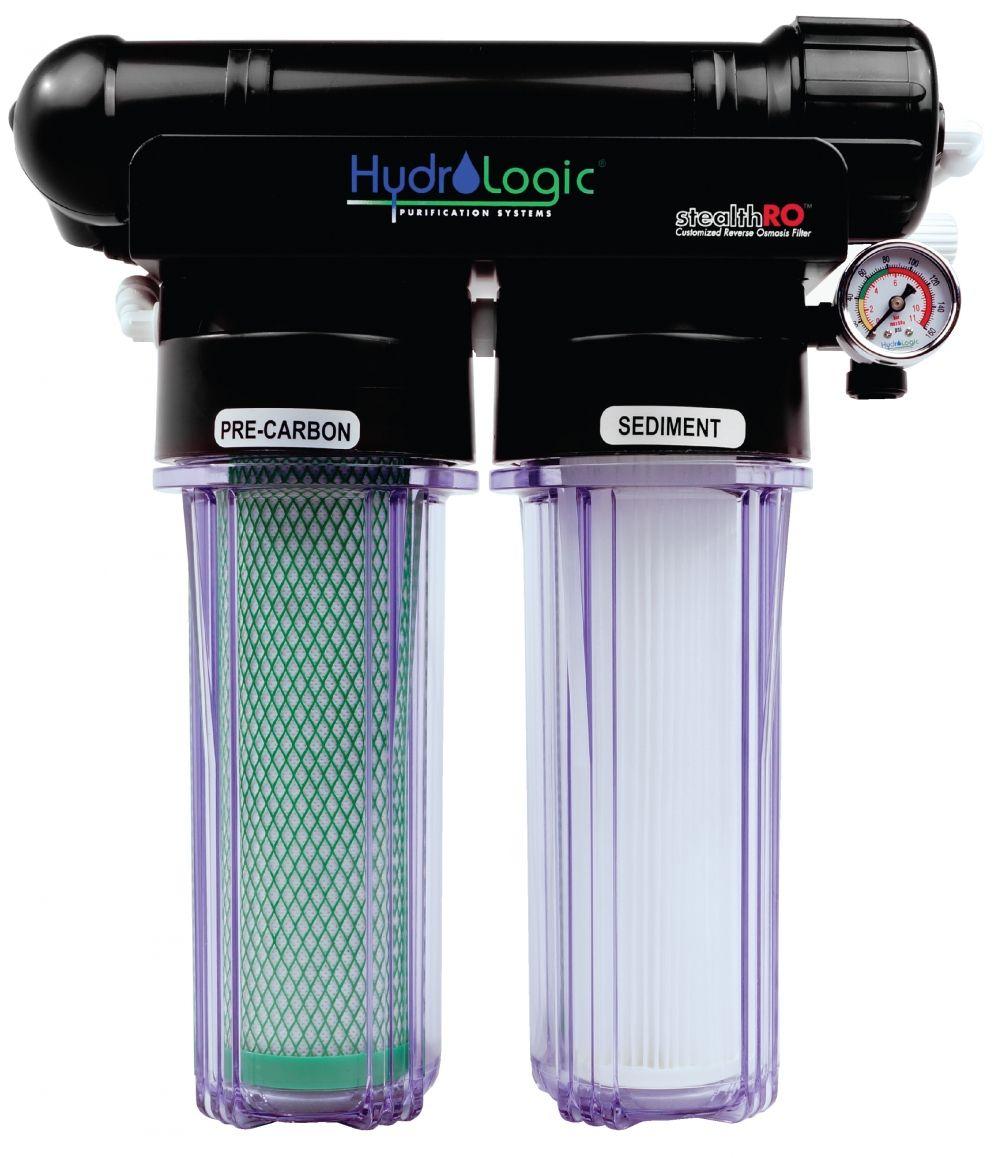 Hydro empire hydrologic stealth ro100 100gpd reverse