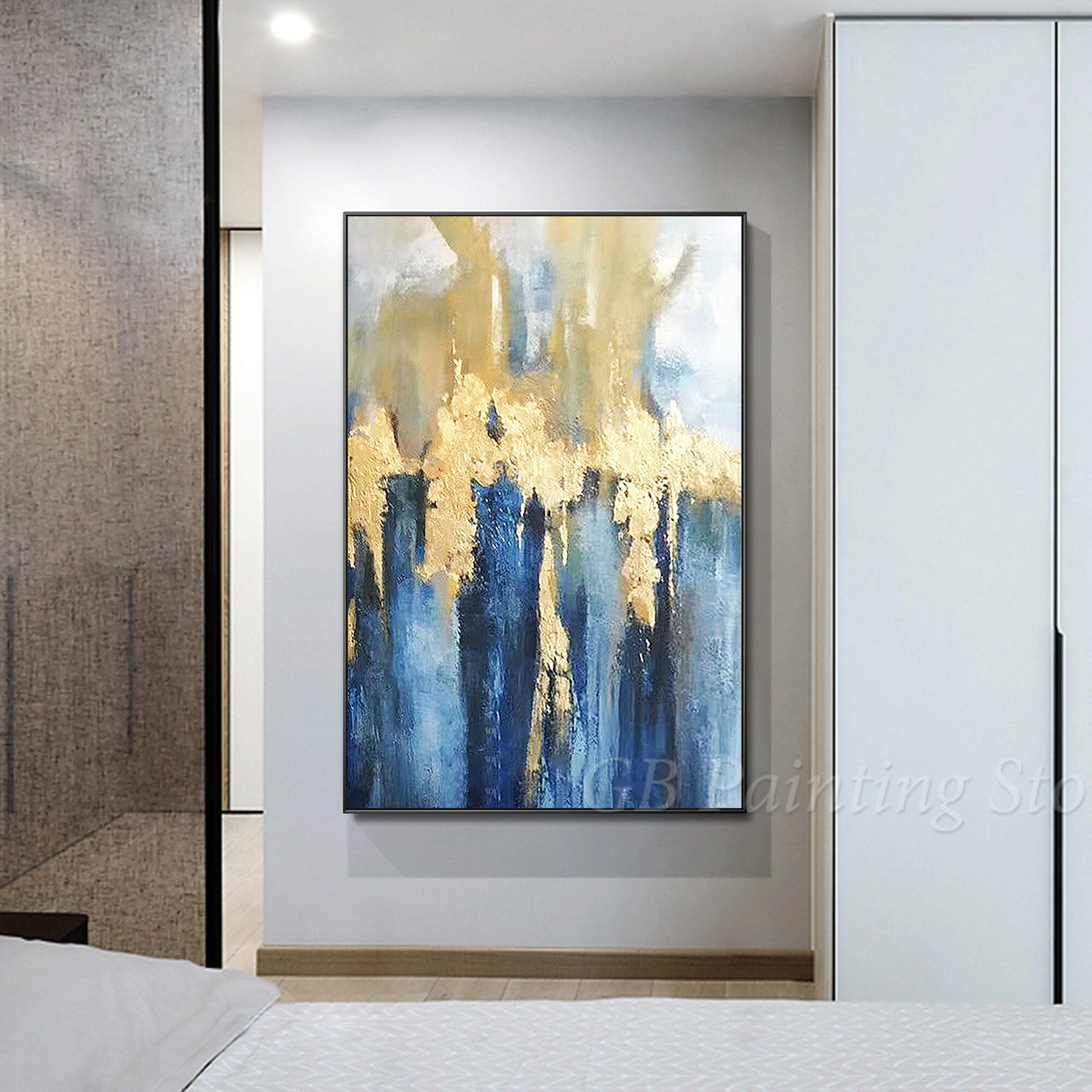 Cheap Painting Calligraphy Buy Quality Home Garden Directly From China Suppliers Modern Gold Abstract Painting Abstract Painting Acrylic Diy Art Painting