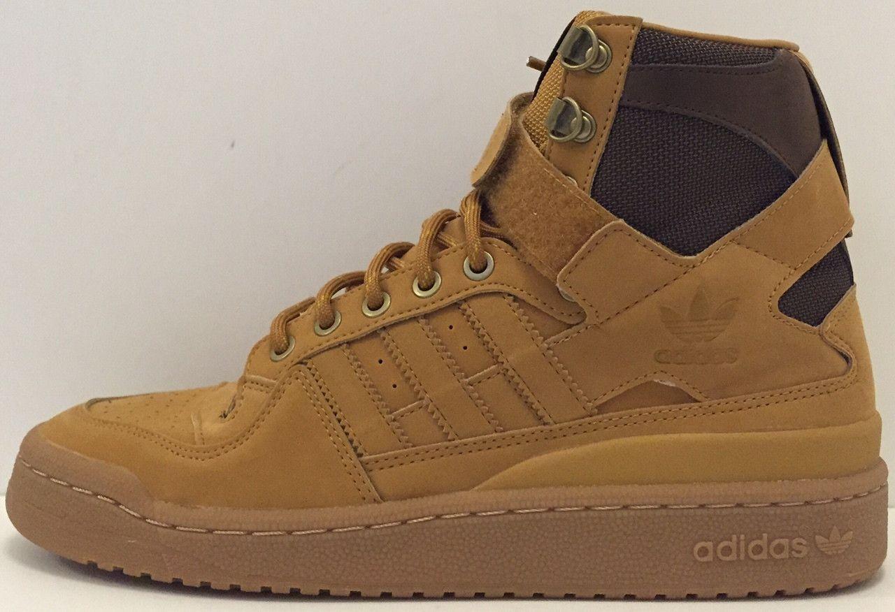 low priced b4e01 519ad Adidas Forum Hi OG Mesa Gum Brown  Air max 90  Pinterest  Adidas, Air  max 90 and Air max