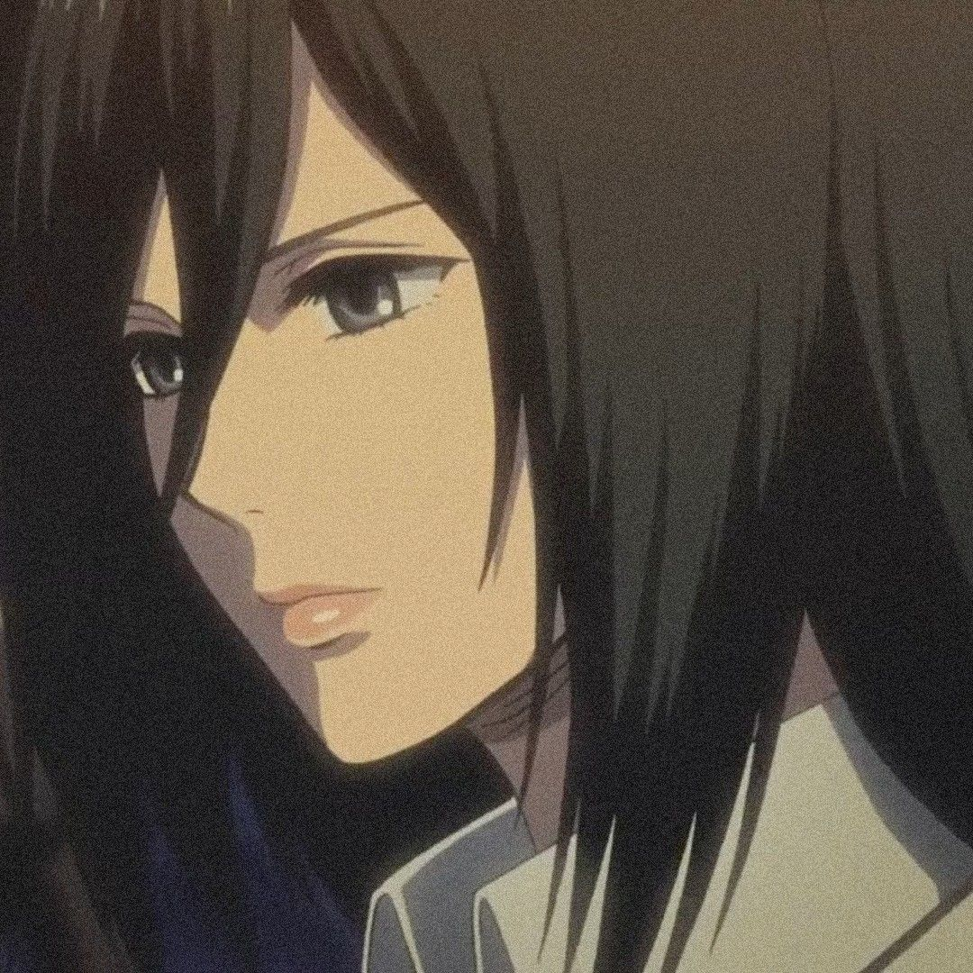 Pin by luisa yzaaa on Mikasa in 2020 Anime icons, Anime