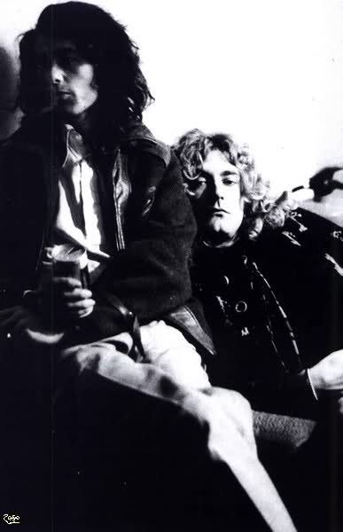Robert Plant & Jimmy Page | Led Zeppelin