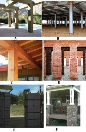 14 types of columns in building construction on types of structural walls id=32656