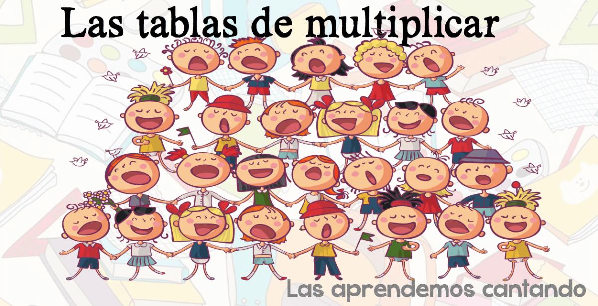 Aprende las tablas de multiplicar cantando estas divertidas canciones