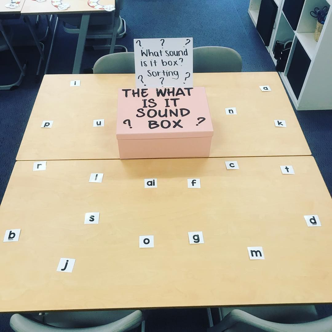 Hands On Phonics Revision Stations At My School We