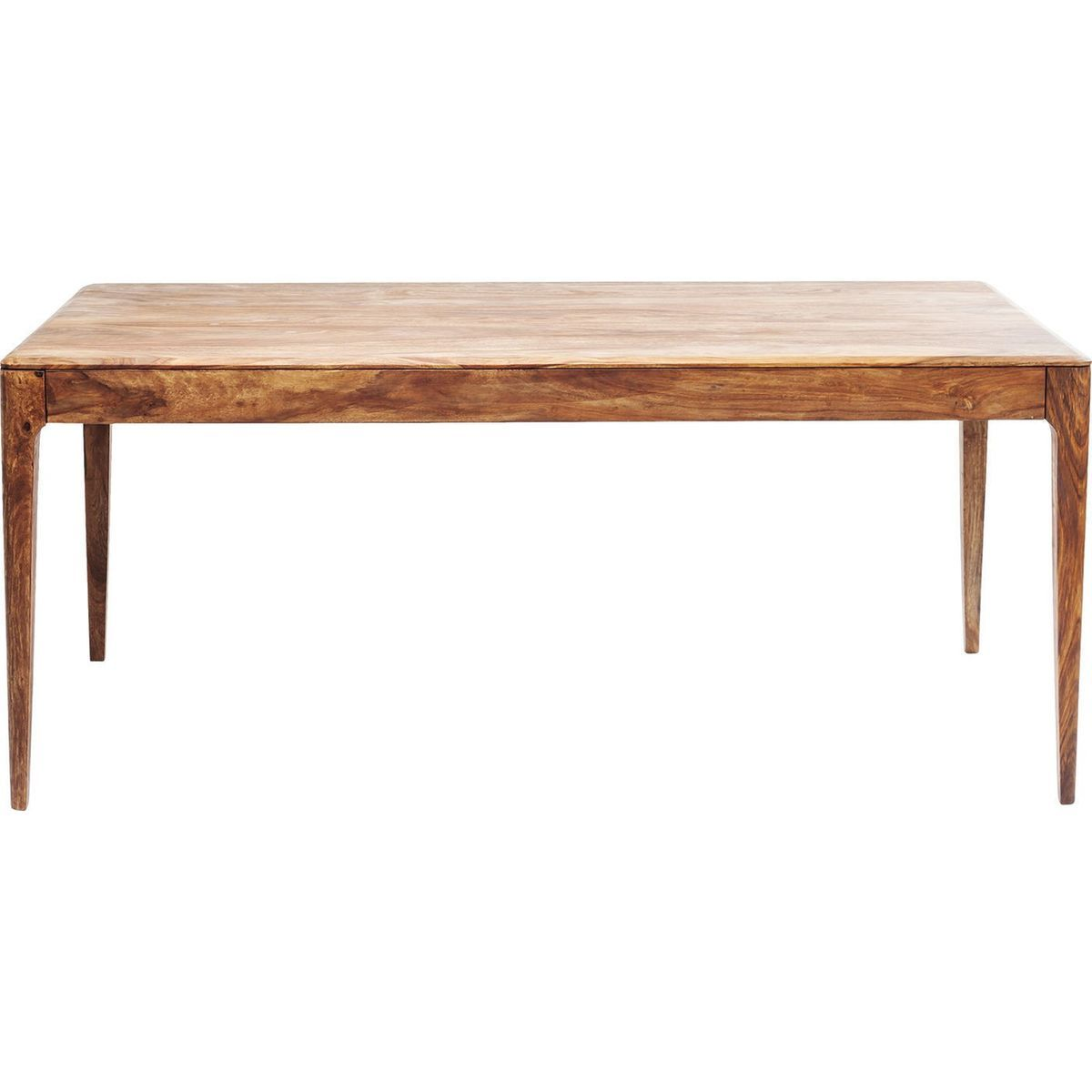 Table Brooklyn Nature 200x100 Cm En 2020 Meuble Bois Table Basse Et Kare Design
