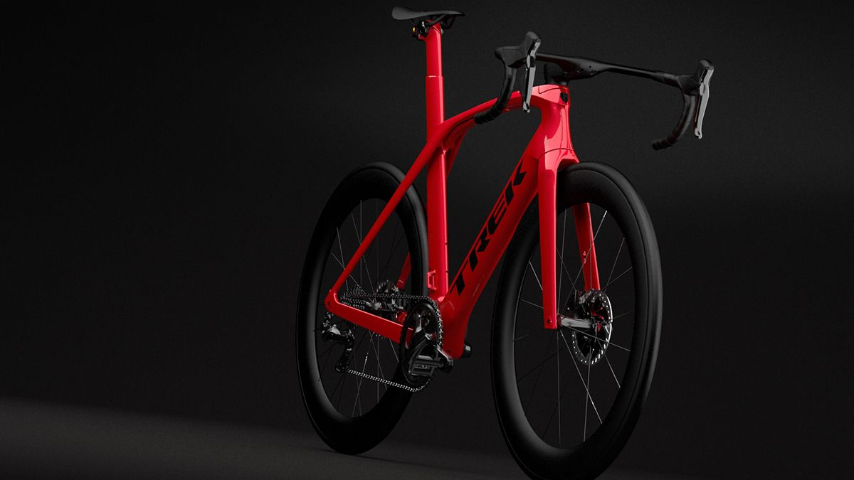 03cc1a10915 2019 Trek Madone SLR on Behance. Find this Pin and more on Road bikes ...
