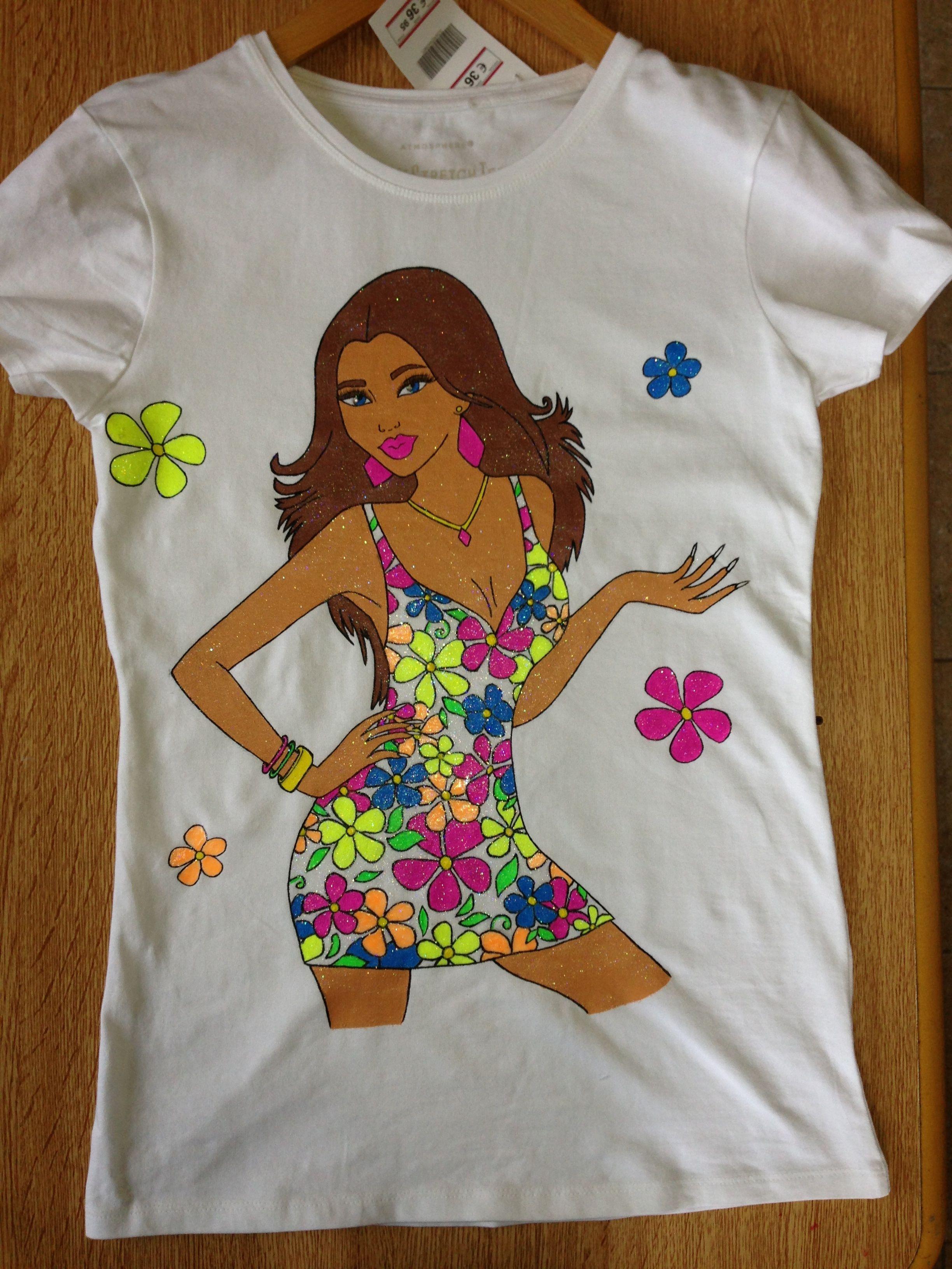 T-shirt design handmade - T Shirt Design Handmade