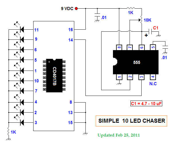 Electronics Schematic Diagram Basic Lm555 Part 4 Electronic Design