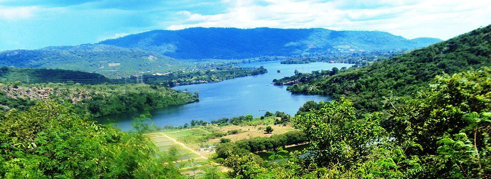 Lake Volta Is The World S Largest Artificial Lake Lake Volta