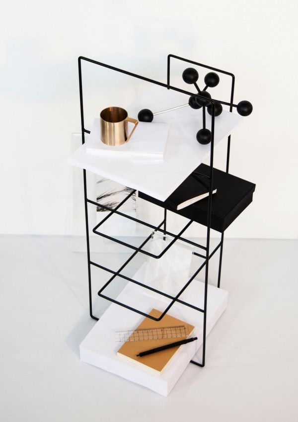 minimalistic furniture. A Minimalist Collection Of Furniture Inspired By The Line Minimalistic
