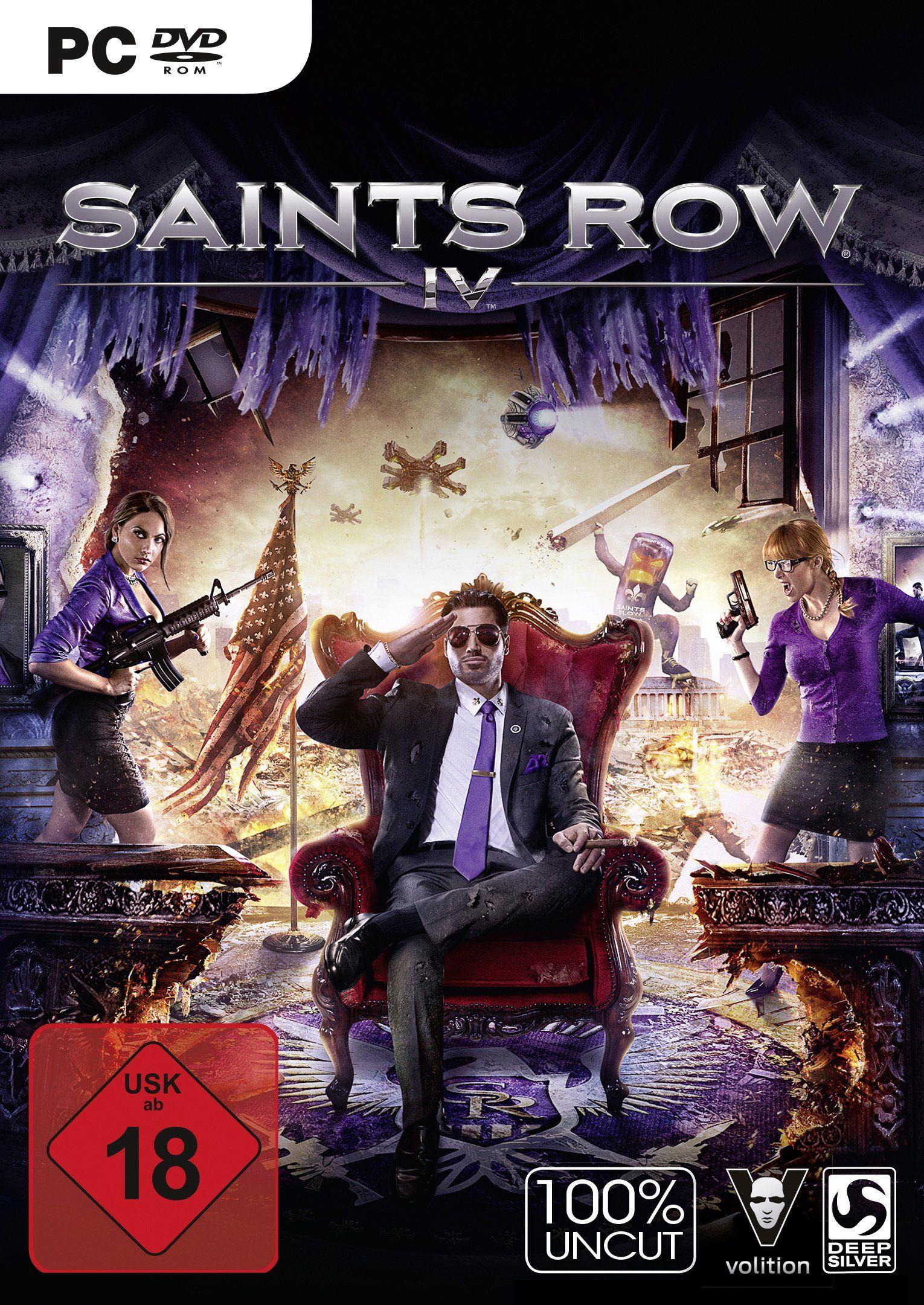 saints row iv 100 uncut playstation 3. Black Bedroom Furniture Sets. Home Design Ideas
