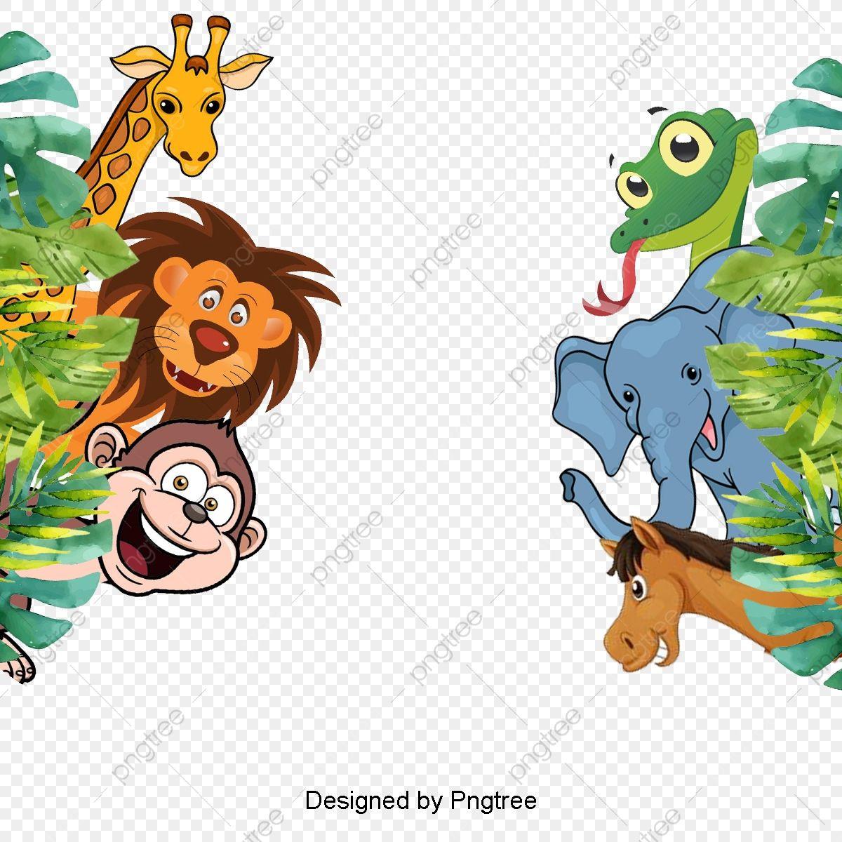 Pequenos Animales En Las Selvas Tropicales Imagenes Predisenadas De La Selva Selva Selva Tropical De Dibujos Animados Png Y Psd Para Descargar Gratis Pngtr Animales De La Selva Animales Pequenos