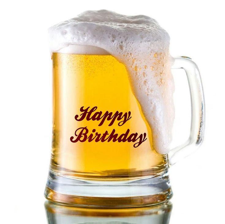 Birthday Cheers 🍻 🍻