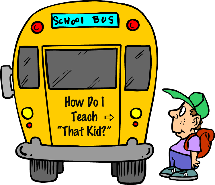 """How Do I Teach """"That Kid?"""" - A few  strategies to consider when dealing with challenging students."""
