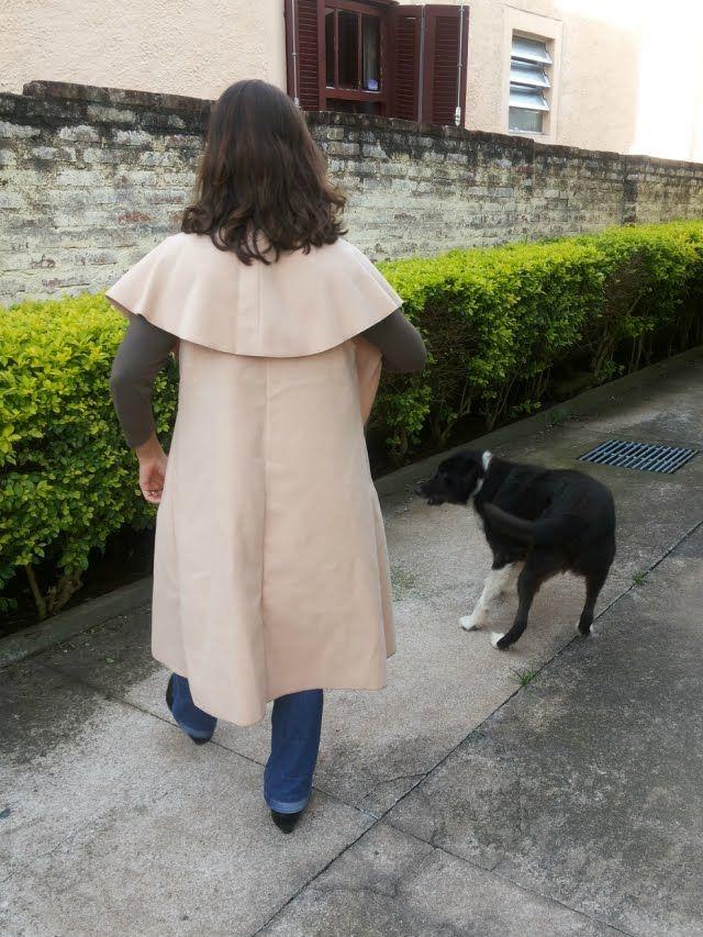 Blog Femina - Modéstia e Elegância: Colete-casaco da SheIn