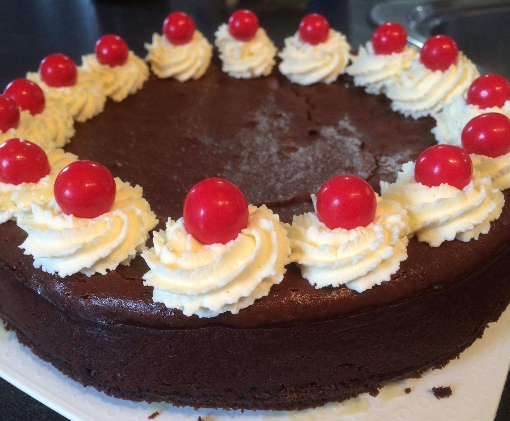 Recipe Jaffa Cheesecake by Amy Paskins - Recipe of category Baking - sweet