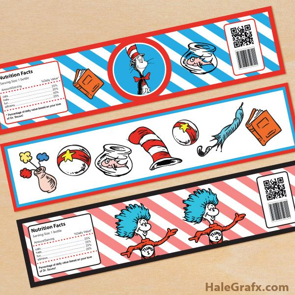 Click Here To Download Free Printable Dr. Seuss Cat In The Hat