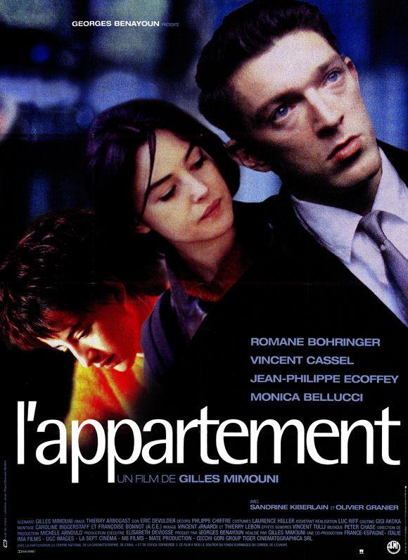 Monica Bellucci In The ApartmentLAppartement 1996