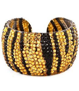 Women's Animal Print Cuff Bracelet In Fashion Design. $19.99