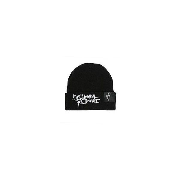 My Chemical Romance Black Parade Watchman Beanie  7884868e9acc