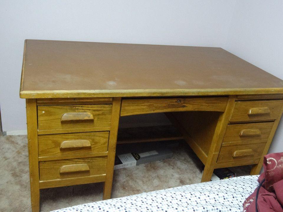 Old Wooden Office Desk Desk Decorating Ideas On A Budget Wooden Office Desk Desk Office Desk