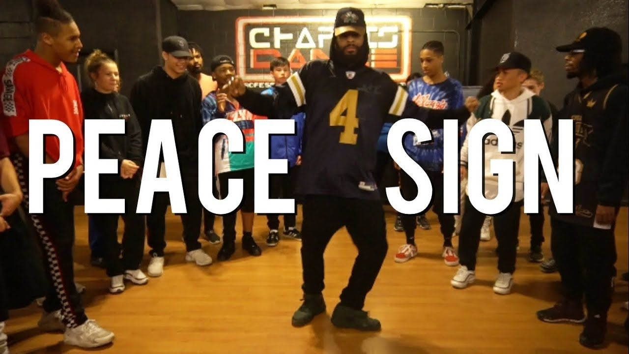 Peace Sign- Usher | Chapkis Dance | Taiwan Williams Choreography | Choreography. Usher. Dance