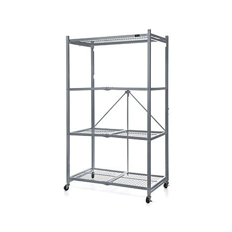 Origami Folding Organizational Rack. I love these sturdy shelves ... | 466x466
