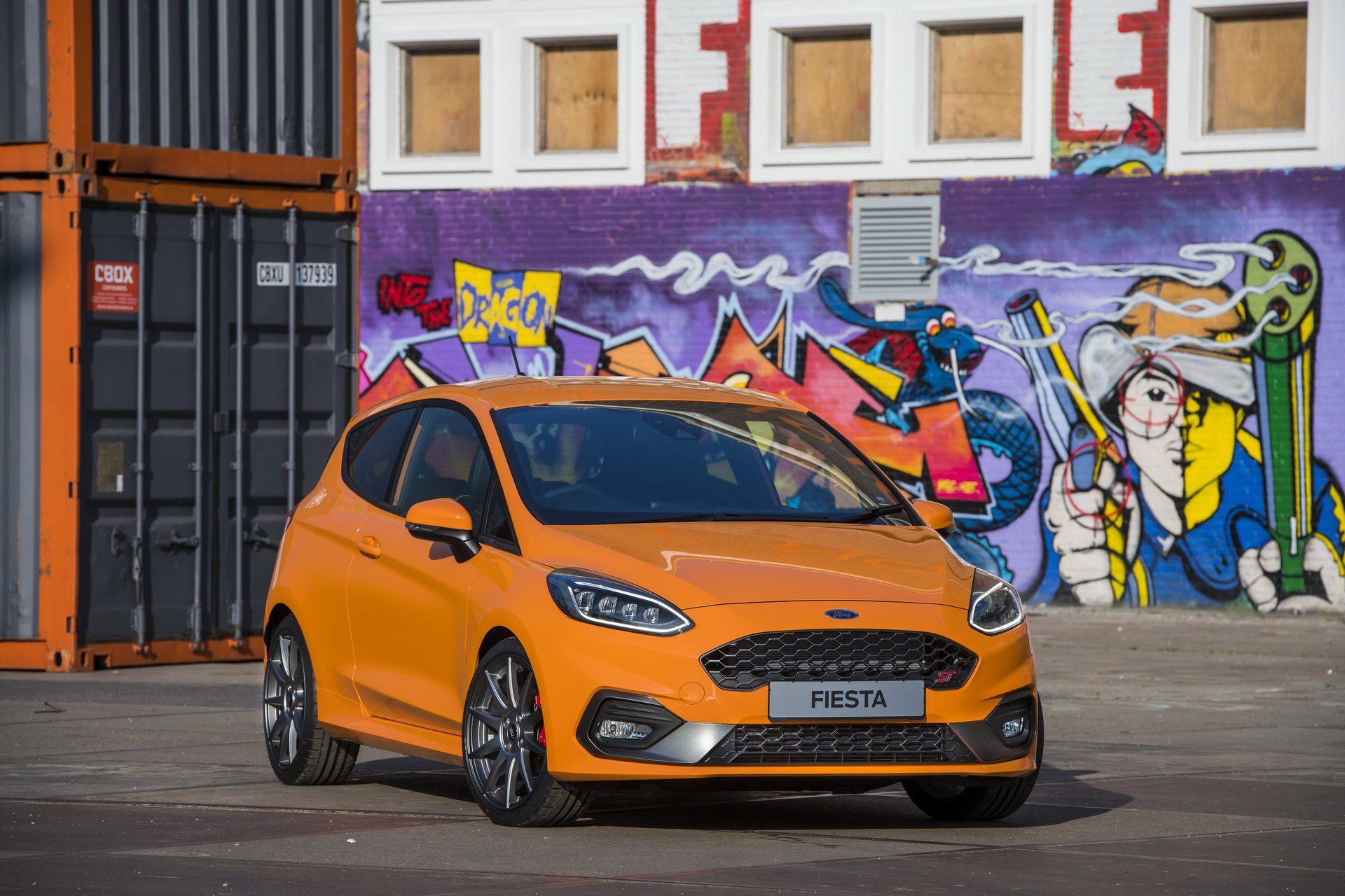 New Ford Fiesta St Performance Is A Uk Only Limited Edition Ford