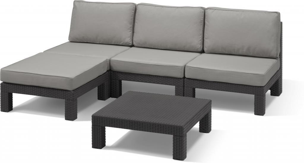 Marvelous Loungeset Nevada Allibert Sale Veranda Nevada Machost Co Dining Chair Design Ideas Machostcouk