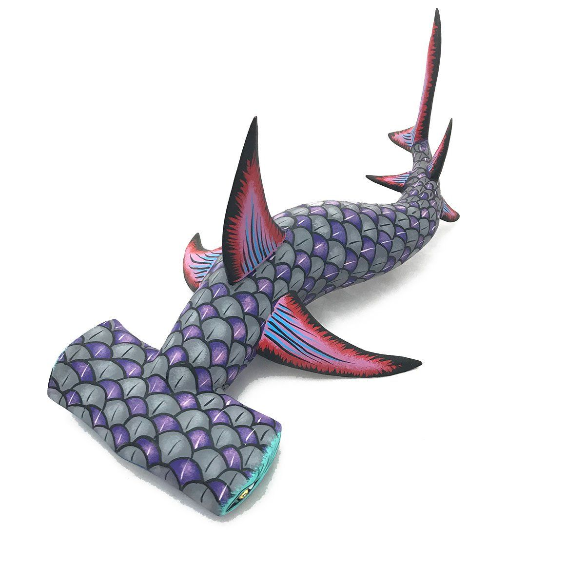Eleazar morales hammerhead shark hammerhead shark mexican art