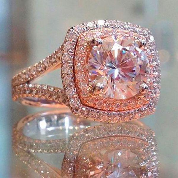 Los 9 anillos de compromiso más bellos de la historia – Modekreativ.com