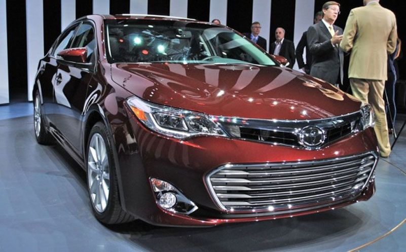 toyota new car release 2012when will 2015 toyota avalon be available  Toyota Avalon