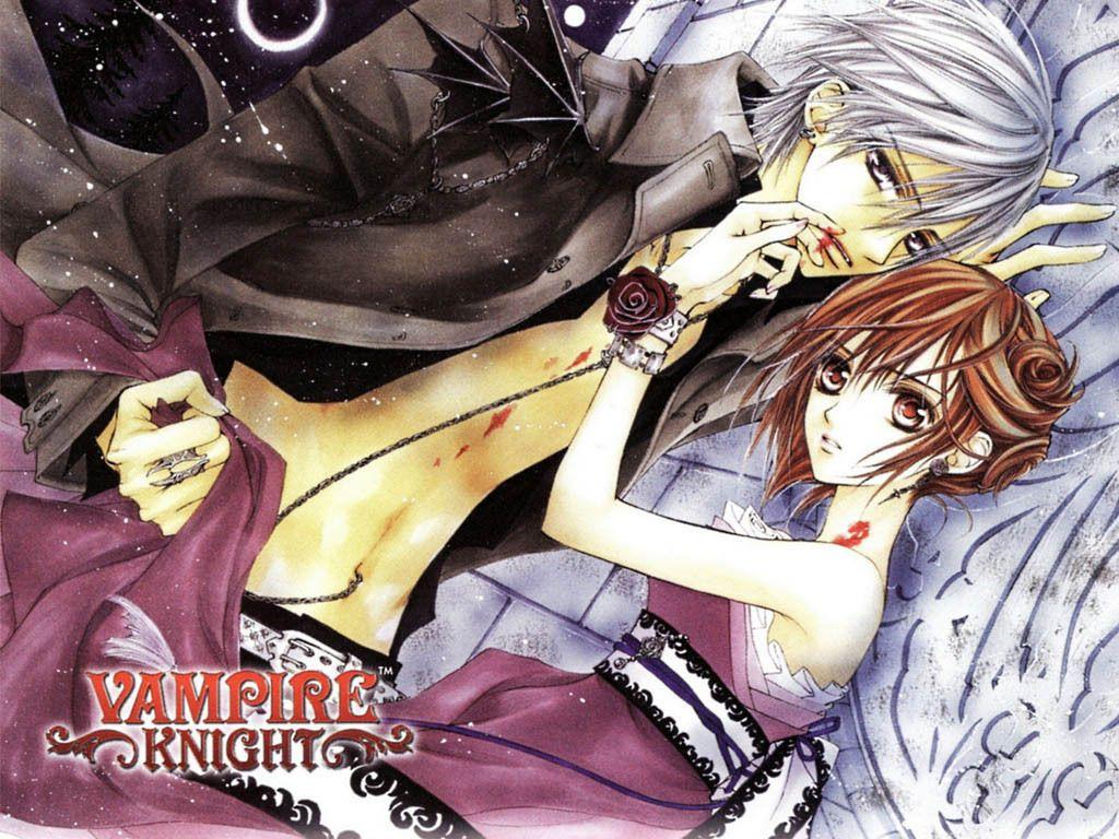 Wallpaper Of Yuki Zero For Fans Of Vampire Knight Yuki Zero