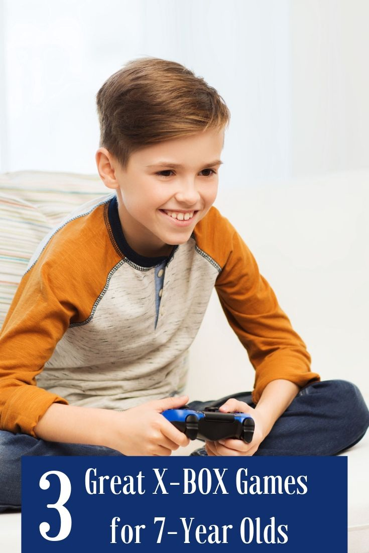 3 Great X Box Games For 7 Year Olds 7 Year Olds Xbox