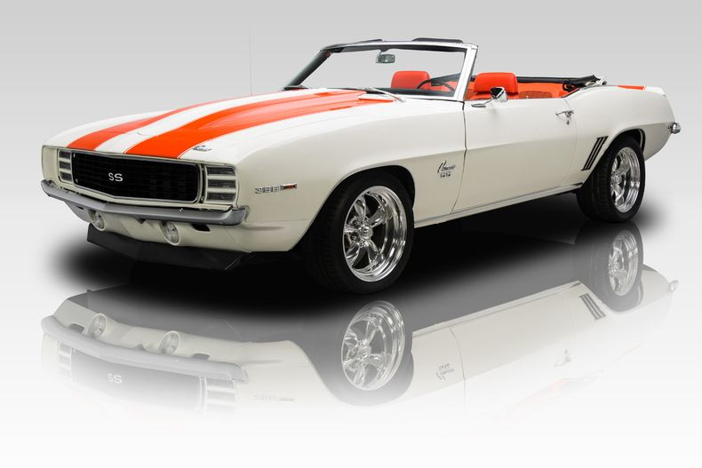 Delicieux 1969 Chevrolet Camaro Indianapolis 500 Pace Car White