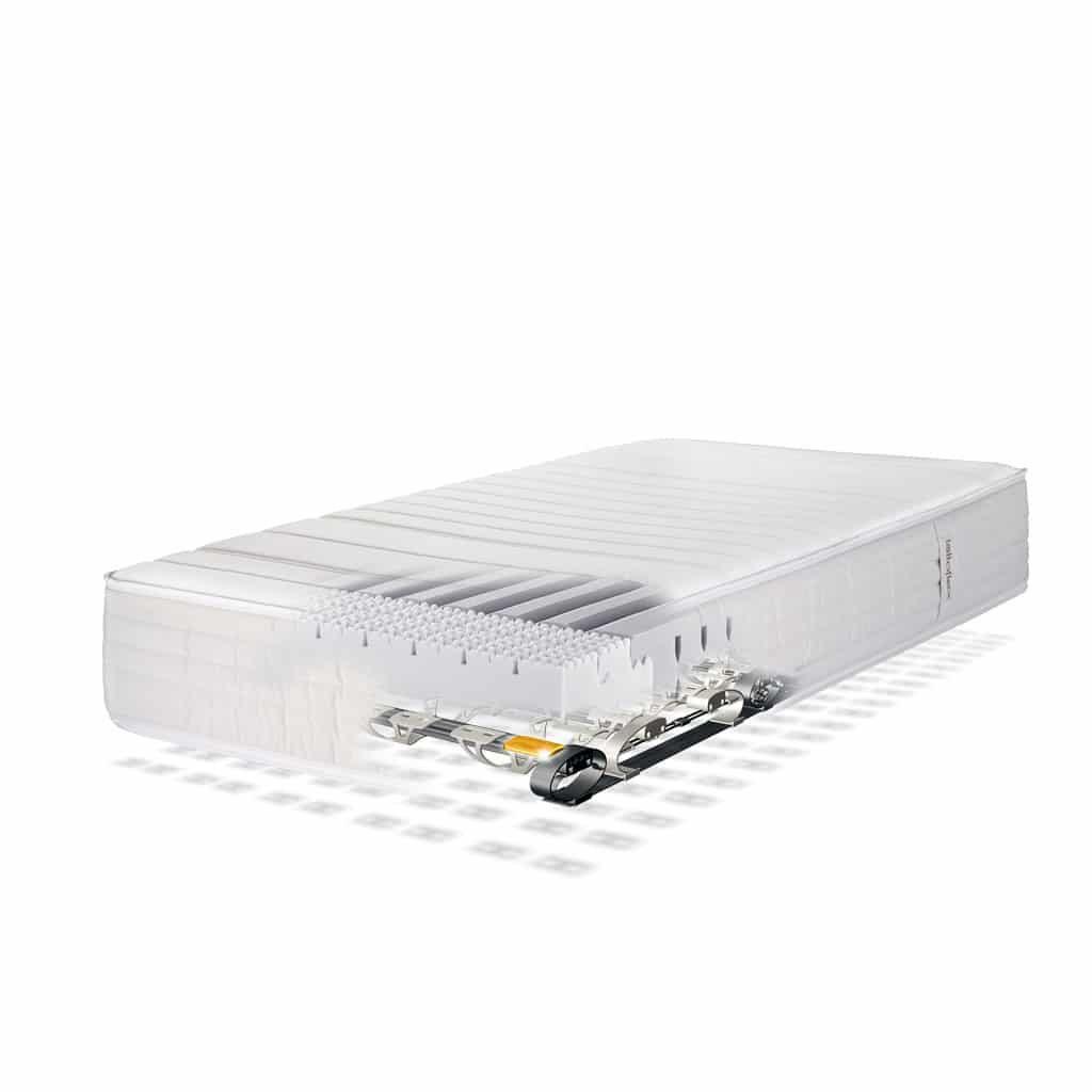 luxus f r den r cken lattoflex kaltschaum matratze 200 bei alles zum matratzen. Black Bedroom Furniture Sets. Home Design Ideas