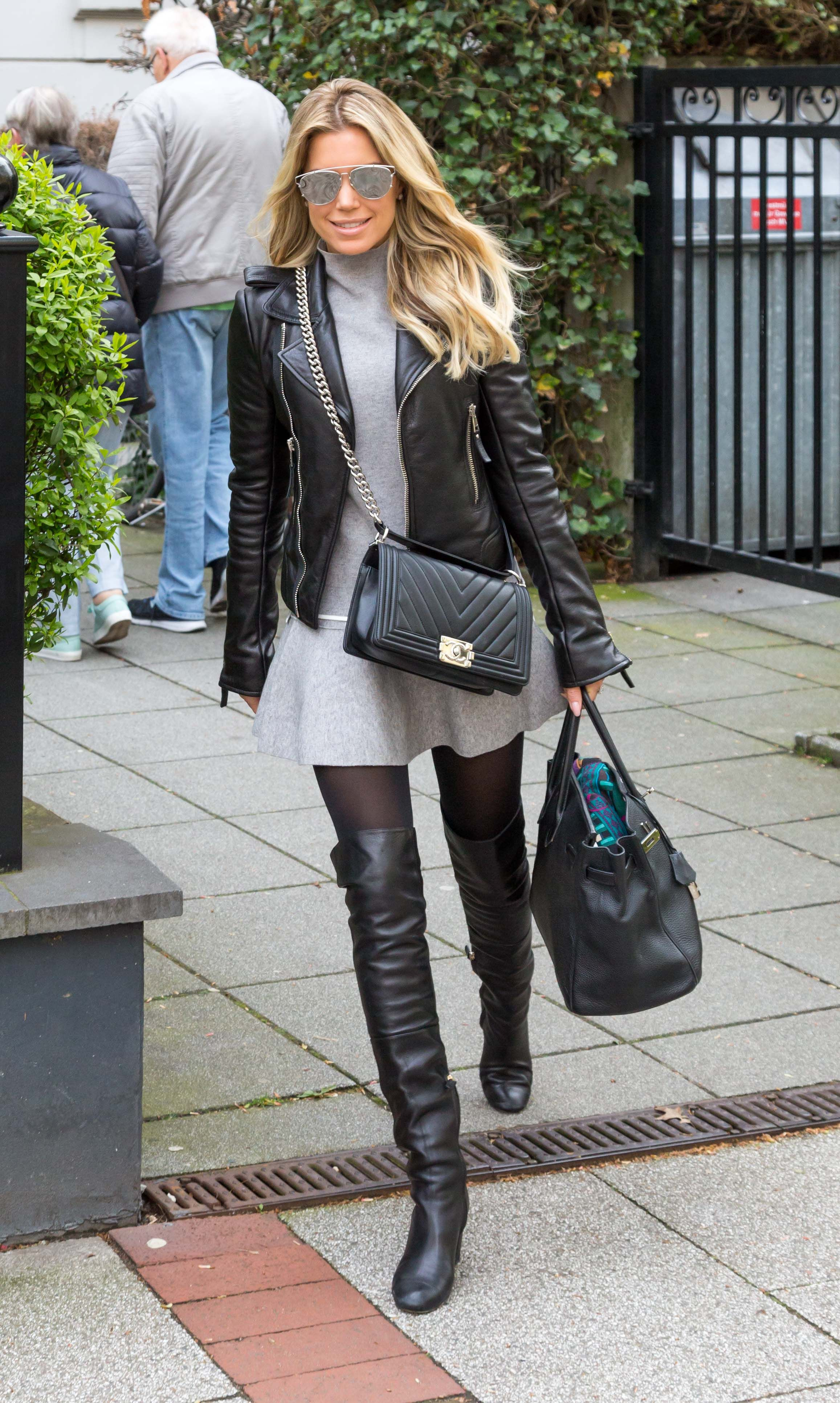 sylvie meis seen in cologne nice boots in 2018