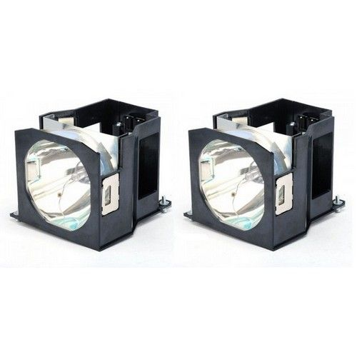 Bulb Only Original Ushio Projector Lamp Replacement for Canon RS-LP08